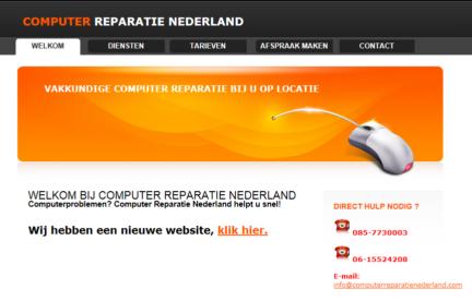 bcomputer reparatie nederland