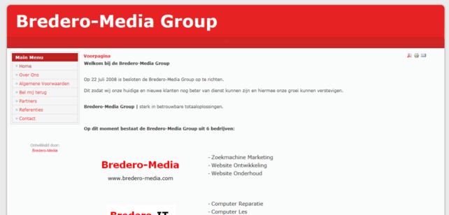 bredero-media